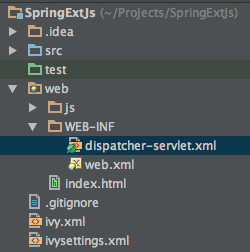 RESTful Spring MVC and ExtJs (Episode 1, The Spring Stuff)
