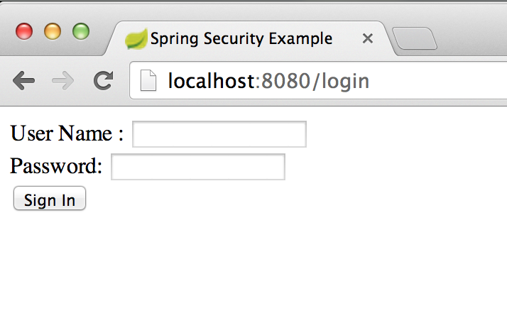 Part 5 Integrating Spring Security With Spring Boot Web I Think